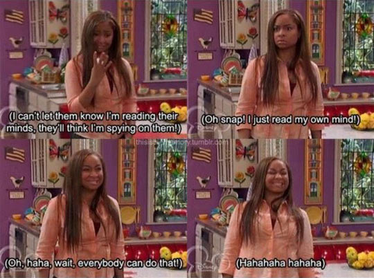 Raven Was a Mind Reader