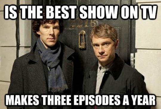 Scumbag Sherlock