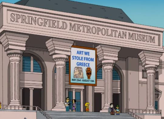 The Simpsons Never Fail To Deliver