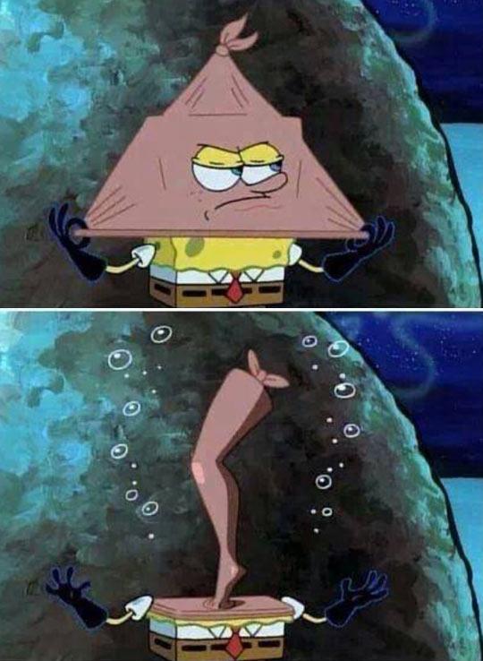 Spongebob: Master Of Disguise