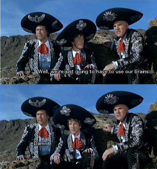 funny-Three-Amigos-brain-sombrero