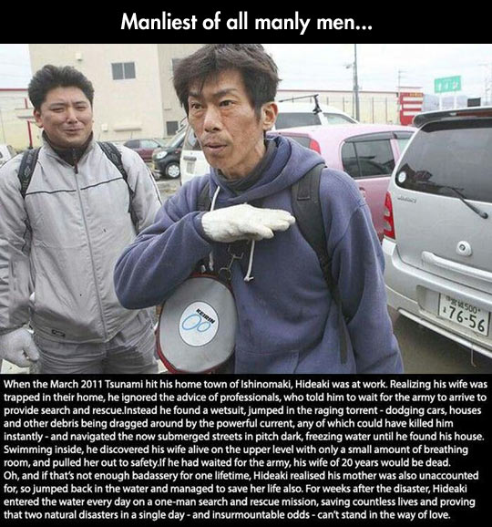 A Very Tough Man