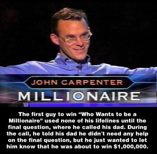 Now This Is a Smart Guy