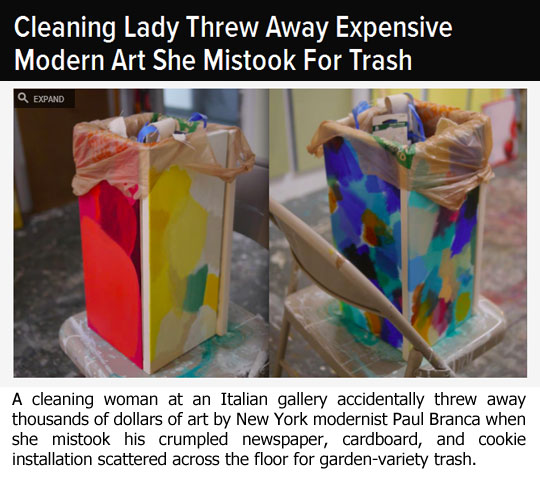 funny-art-gallery-cleaning-lady-trash