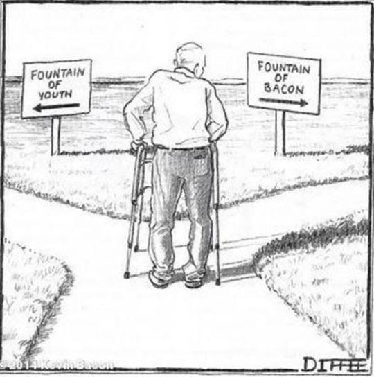 funny-bacon-elderly-fountain-road