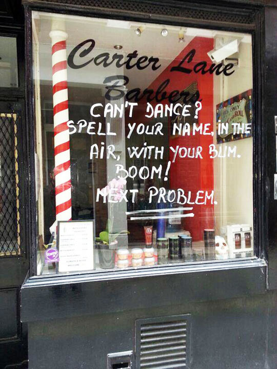 funny-barber-shop-dancing-name-window