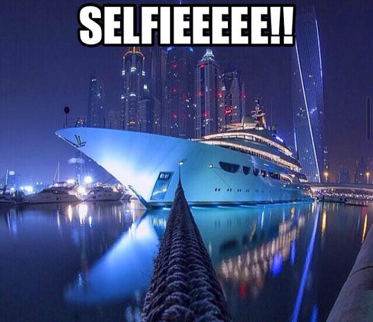 funny-boat-selfie-teenager-ocean-night