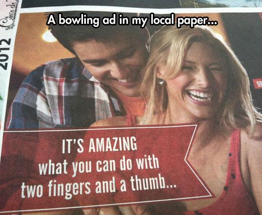 funny-bowling-ad-newspaper