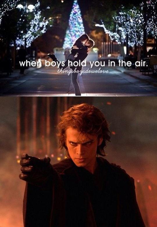 Those Cute Things Boys Do