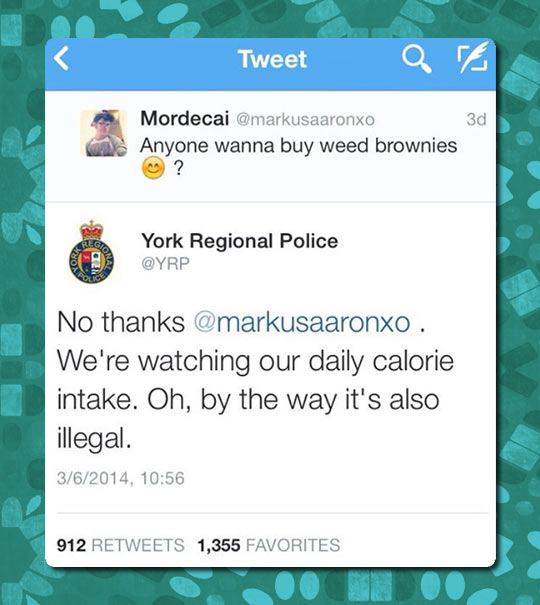 How About Weed Donuts?