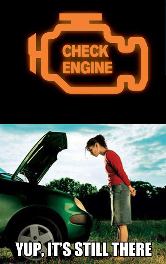Whenever There's a Problem With My Car