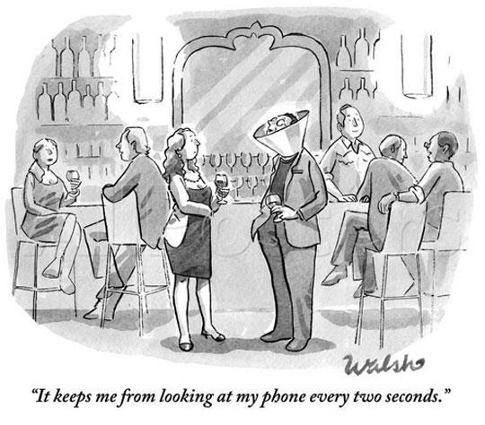 funny-cartoon-man-cone-phone