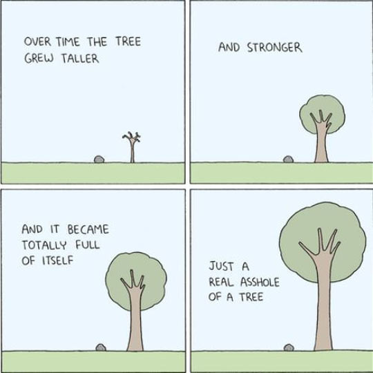 funny-cartoon-tree-evolution-growing-tall