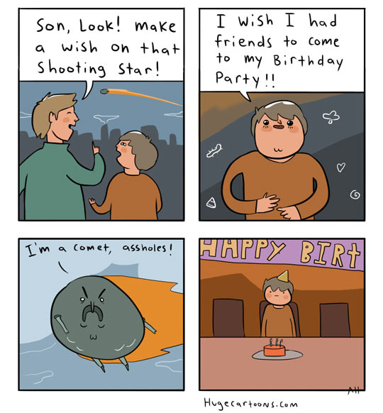 funny-comic-shooting-star-comet-birthday-party-wish