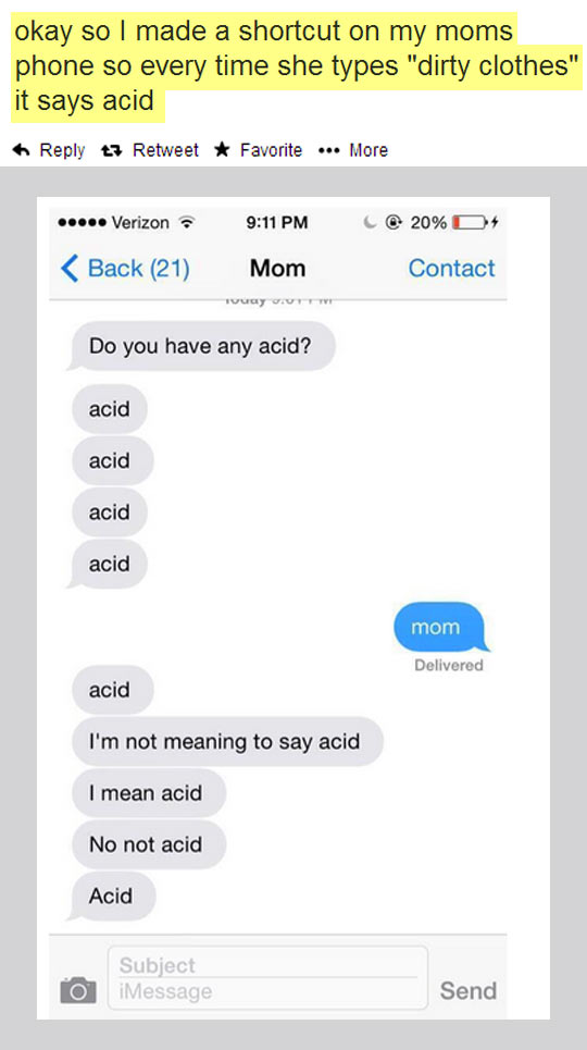 I Feel So Bad For This Confused Mother