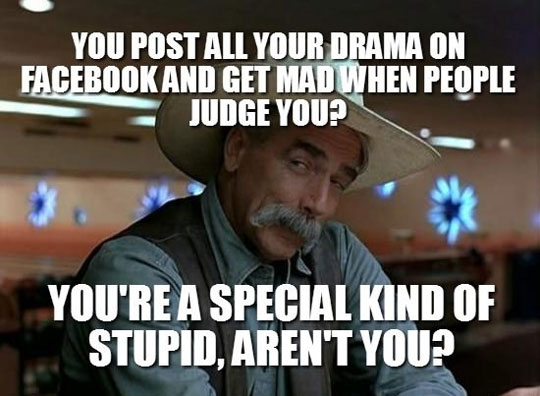 I Unfortunately Know a Lot Of People Like This