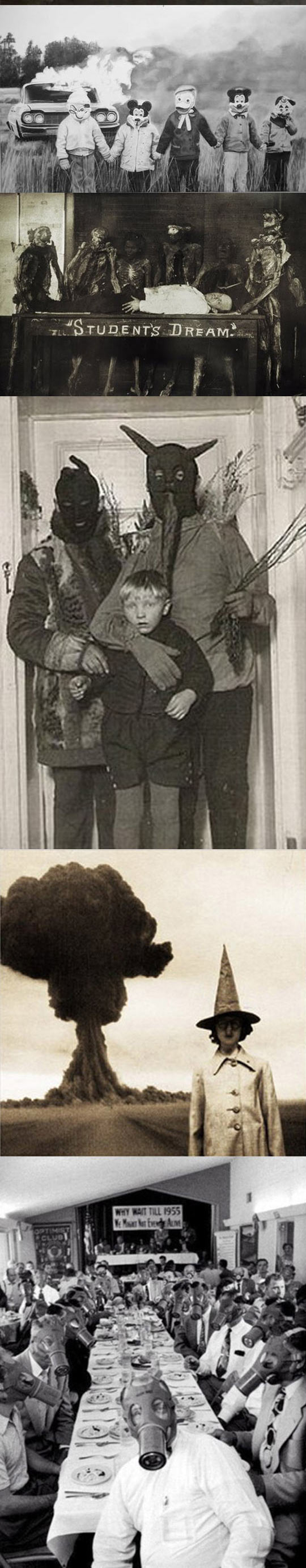 funny-creepy-old-pictures-black-white-disguise