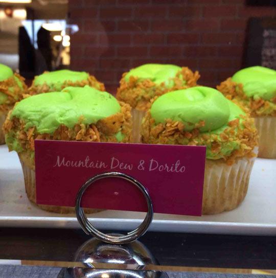 funny-cupcakes-Mountain-Dew-Dorito-bakery