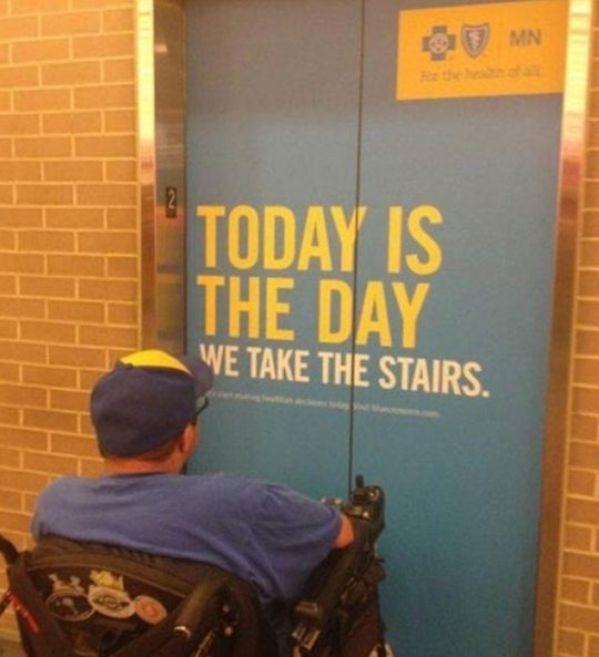 funny-elevator-ad-wheelchair-guy