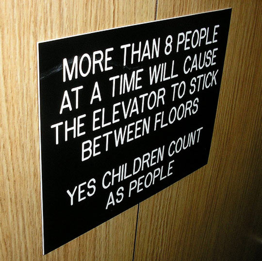 funny-elevator-sign-people-children