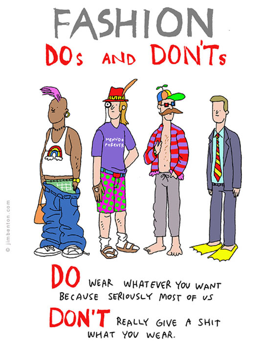Good Fashion Advice