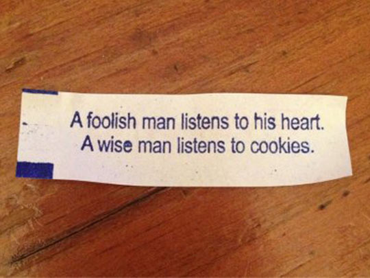 Cookies Are Forever