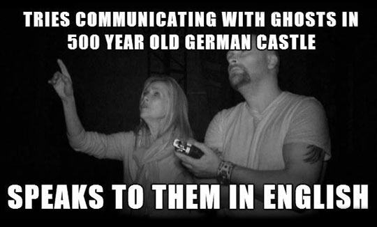 funny-ghost-hunters-English-German-castle
