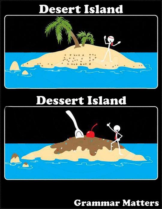 funny-grammar-Desert-Dessert-Island