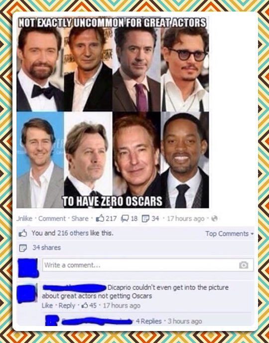 funny-great-actors-getting-Oscars-DiCaprio