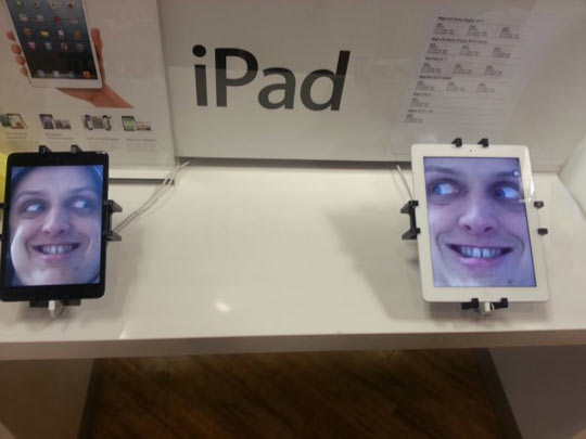 Found This In The Apple Store, Can't Describe It
