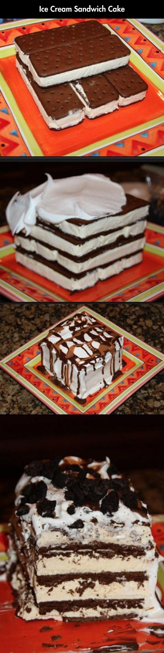 Sandwich Cake Is The Best Type Of Cake