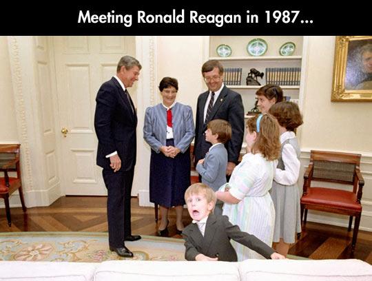 Kid Was a Democrat