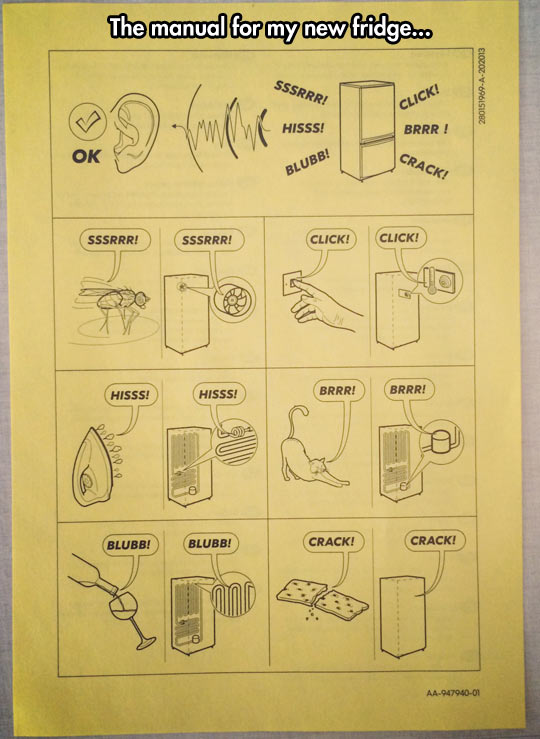 Some Smartass Instructions, I Find Pretty Useful