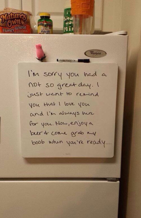 funny-message-bad-day-beer-refrigerator