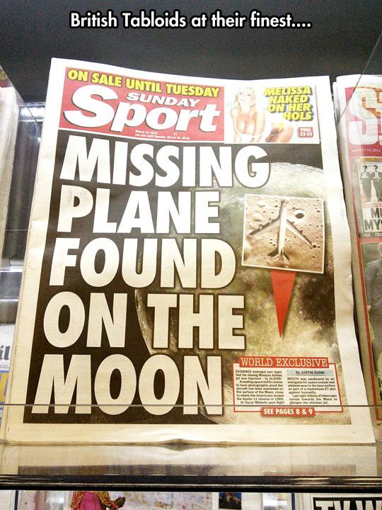 funny-missing-plane-magazine-tabloid-moon