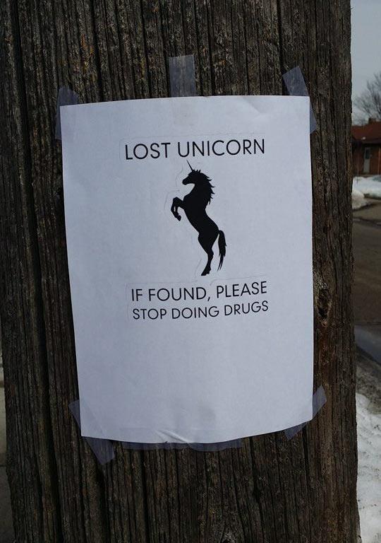 funny-post-sign-unicorn-street