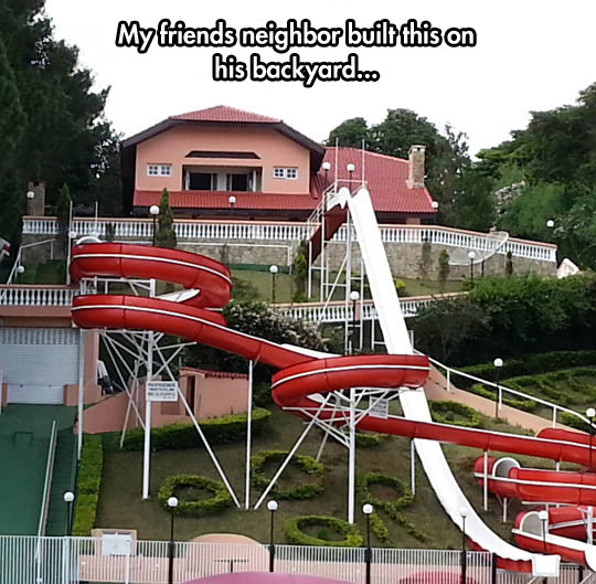 funny-slide-house-backyard-neighbor