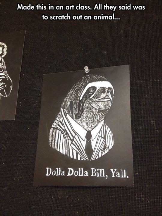 Dolla Dolla Bill, Y'all