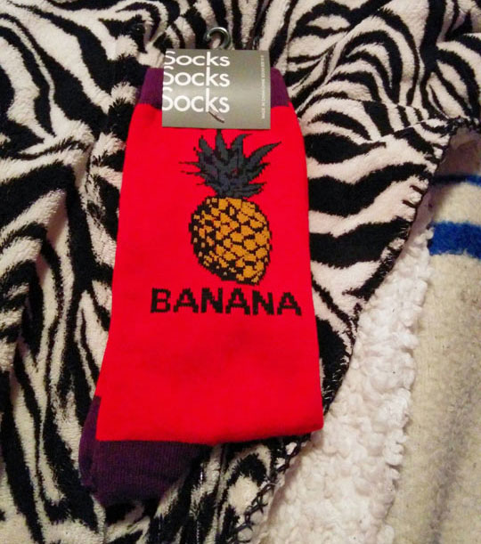 funny-socks-pineapple-banana-image