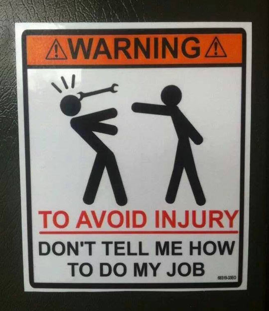 Avoid Getting Injured