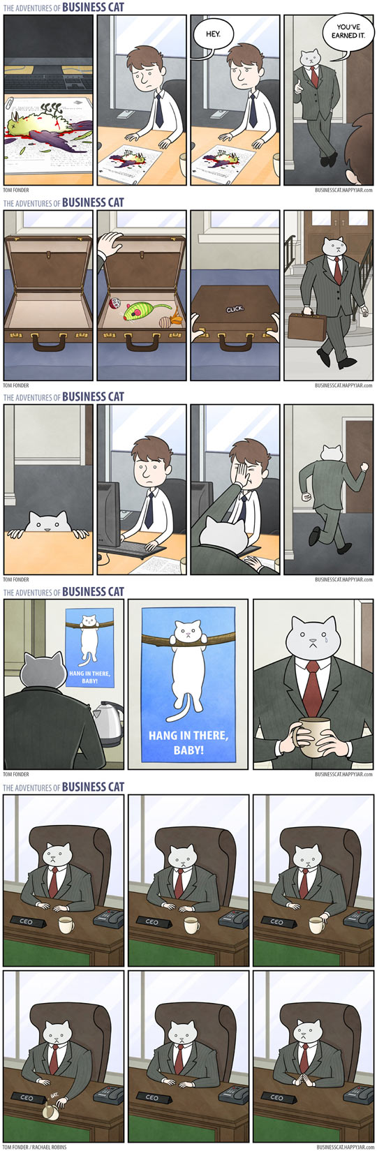 funny-webcomic-Business-cat-earning-treat