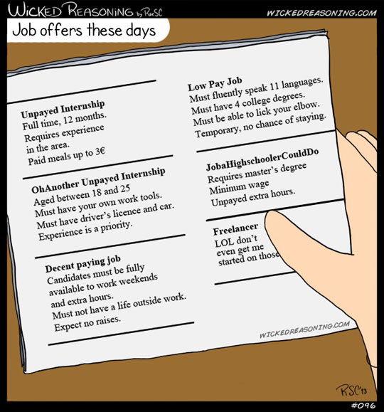 Jobs These Days