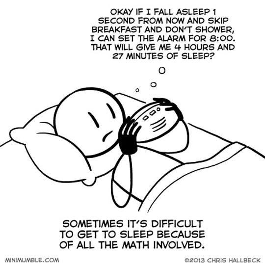It's All About Math, Math, Math