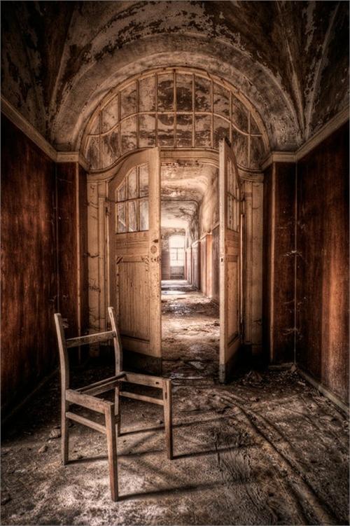 Abandoned-Lunatic-Asylum-Germany