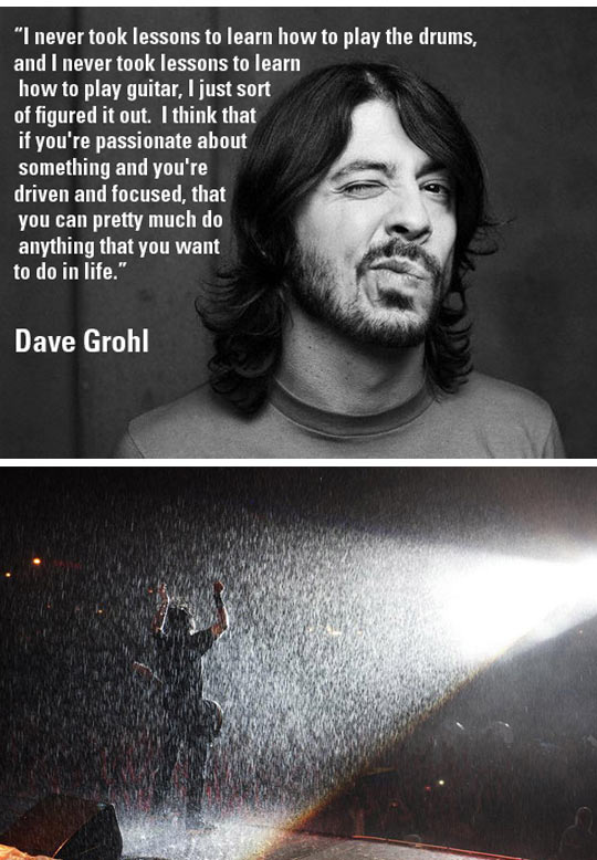 cool-Dave-Grohl-awesome-person-rain