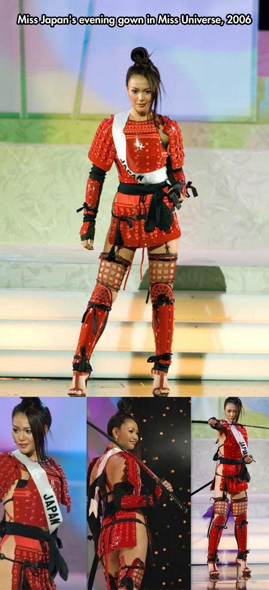cool-Japan-Miss-Universe-dress-Samurai