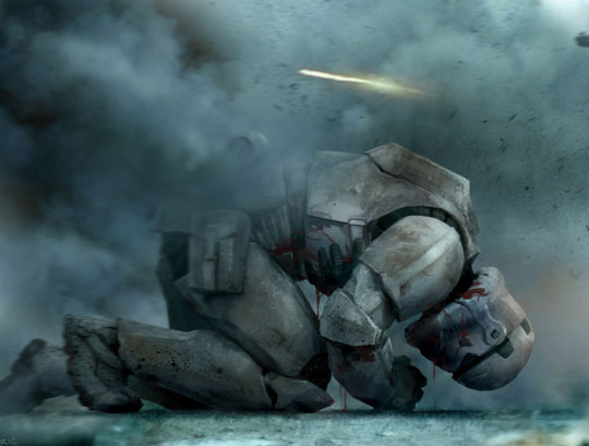 cool-Stormtrooper-Star-Wars-dying