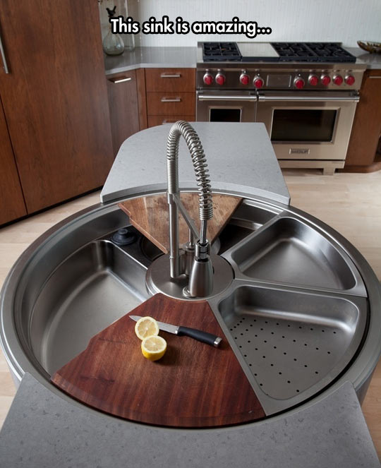 I Need This Sink In My Life