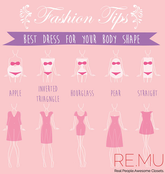 cool-body-shape-dress-wear