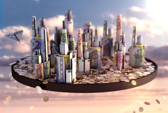A City Made Of Money